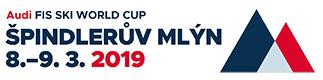 Špindlerův Mlýn 2019 | Alpine skiing World Cup Logo